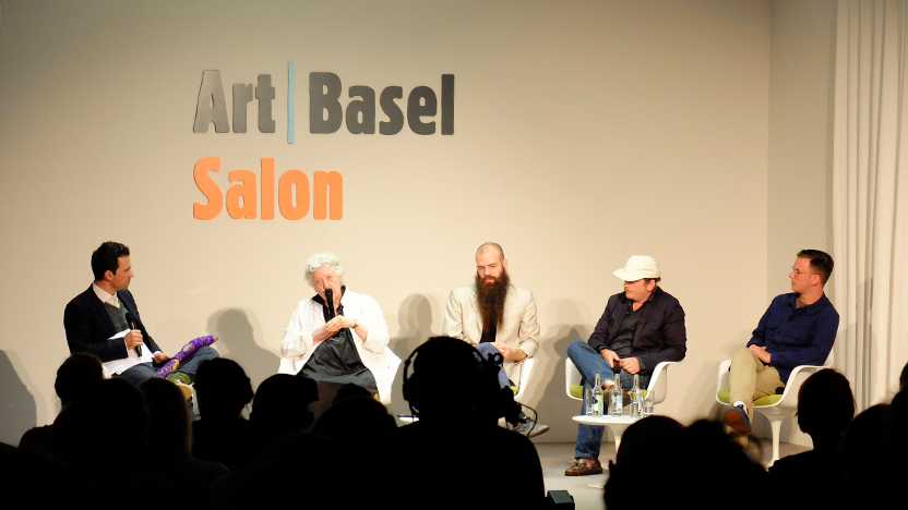 art basel conversations und art basel salon tweaklab ag